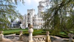 Schloss Hluboka in Südböhmen