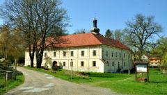 Unser Quartier Schloss Lešany