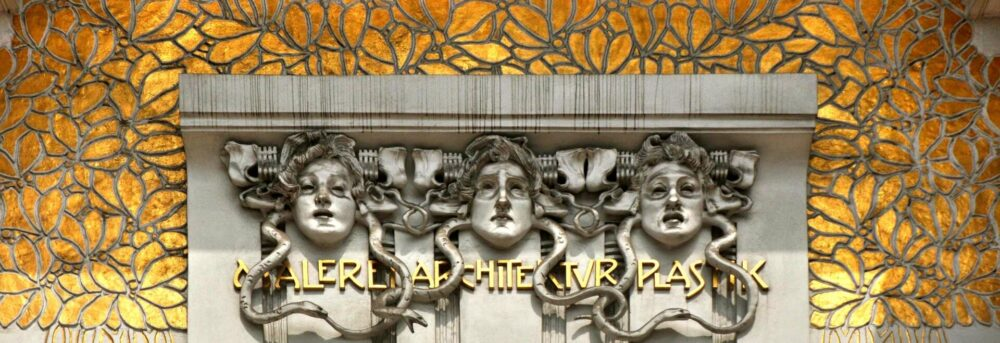 Die schillernden Gesichter der Schönheit: Wiener Sezession