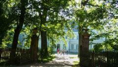 Heimkommen nach der Wanderung ist in Schloss Rybokarty ein besonderer Genuss