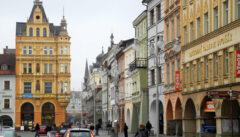 Budweis, die südböhmische Hauptstadt, hat viel zu bieten