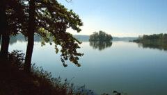 Die Teiche Südböhmens bilden eine eigene Kulturlandschaft