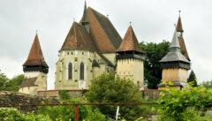 UNESCO-Kirchenburg Birthelm