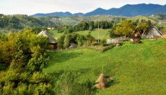 Die Streusiedlung Magura ermöglicht viele bezaubernde Wege und Blicke