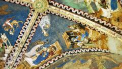 Die hervorragenden gotischen Fresken aus der Malmkroger Kirche sind ein kunsthistorischer Schatz
