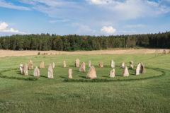 Burgstätte der Holasitzer - Stonehenge von Holašovice