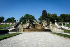 Krumauer Schlosspark