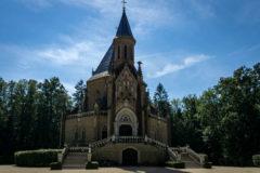 Schwarzenberg Mausoleum in Třeboň