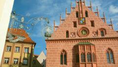 Sulzbach-Rosenberg, Residenz zwischen Bayern und Böhmen