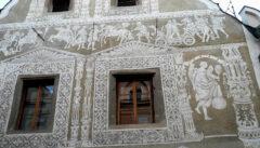 Tabors Altstadt ist ein einmaliges Denkmalareal