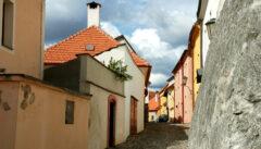 Das Städtchen Třebíč beherbergte einst eine große jüdische Gemeinde. Das ehemalige Ghetto steht heute unter UNESCO-Schutz