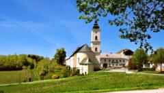 Das alte Waldkloster St. Oswald