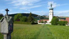 Wallfahrtskirche Neukirchen Hl. Blut