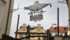 Ein Ort der Phantasie und des Zaubers: das Filmmuseum Karel Zeman