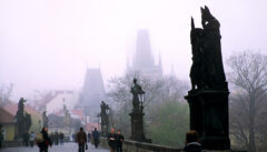 Märchen entstehen in Prag von selbst