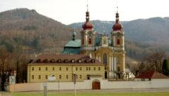 Das ehemalige Kloster Hejnice ist ein meditativer Ort der Einkehr