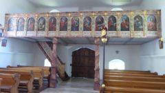 Empore der Wallfahrtskirche Schönbuchen