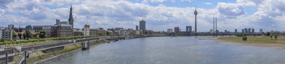 Düsseldorfer Panorama