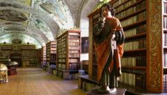 Die Bibliothekssäle von Kloster Strahov gehören zu den schönsten der Welt