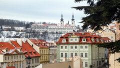 Kloster Strahov, eines der ältesten Klöster Böhmens