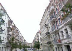 Mainzer Straße heute